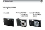 GE通用 H1200数码相机 说明书