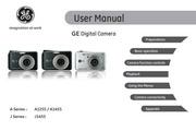 GE通用 A1255数码相机 说明书