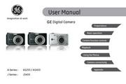 GE通用 A1455数码相机 说明书