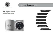 GE通用 K1030数码相机 说明书