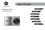 GE通用 D1030数码相机 说明书