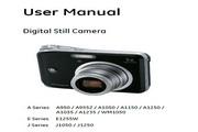 GE通用 J1050数码相机 说明书
