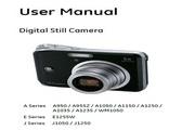 GE通用 J1250数码相机 说明书