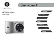 GE通用 C1233数码相机 说明书