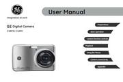 GE通用 C1033数码相机 说明书