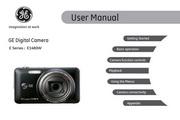GE通用 E1480W数码相机 说明书