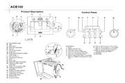 惠而浦 ACE100/IX内置式全自动咖啡机 用户手册