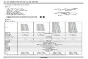 奥托尼克斯 PRDW18-14DP型长距离检测型接近传感器 使用说明书