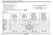 奥托尼克斯 PRDW18-14DP2型长距离检测型接近传感器 使用说明书