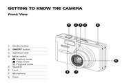 三洋 VPC-W800数码相机 使用说明书