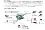 TDS-1648数位网络交换机安装说明书