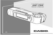 卡西欧 QV-700数码相机 使用说明书