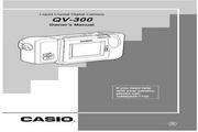 卡西欧 QV-300数码相机 使用说明书