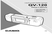 卡西欧 QV-120数码相机 使用说明书