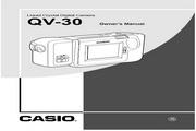 卡西欧 QV-30数码相机 使用说明书