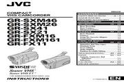 JVC GR-FX11数码摄像机 使用说明书