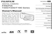 富士FinePix T305数码相机 使用说明书