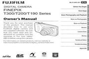 富士FinePix T300数码相机 使用说明书