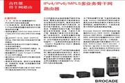 BROCADE NETIRON XMR8000多业务骨干网路由器说明书