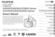 富士FinePix S4000数码相机 使用说明书
