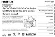 富士FinePix S3200数码相机 使用说明书