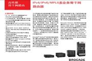BROCADE NETIRON XMR32000多业务骨干网路由器说明书