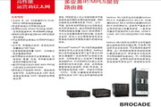 BROCADE NETIRON MLX-4多业务IP/MPLS聚合路由器说明书