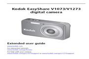 柯达EasyShare V1273数码相机 使用说明书