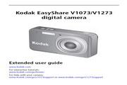 柯达EasyShare V1073数码相机 使用说明书