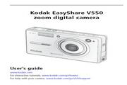 柯达EasyShare V550数码相机 使用说明书