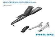 PHILIPS HP4680美发器 使用说明书