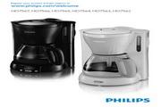 PHILIPS HD7562电动剃须刀 用户手册