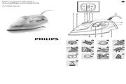 philips GC2800 Series电熨斗 说明书