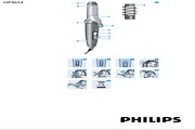 PHILIPS HP4654电动卷发器 说明书