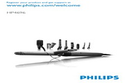 PHILIPS HP4696电动卷发器 用户手册