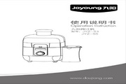 九阳 JYZ-S5榨汁机 使用说明书