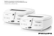 PHILIPS HD6157电子炸锅 使用说明书