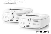 PHILIPS HD6156电子炸锅 使用说明书