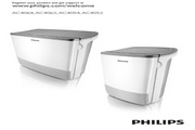 philips 空气净化器AC4054 说明书