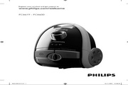 PHILIPS FC8619吸尘器 说明书