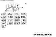 PHILIPS GC1800电熨斗 说明书