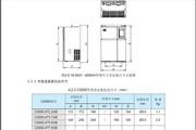 汇川CS500-7T55G型起重专用变频器说明书