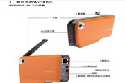 WiDRIVE DX-325 802.11n无线多功能储存路由器使用手册