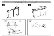 美禄可WLE-2DA-WR 无线路由器天线用户手册