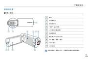 三星 HMX-Q130高清数码摄像机 使用说明书