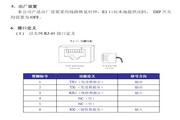 三旺MODEL7210 10M/100M以太网4E1网桥使用说明书