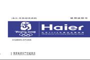 海尔 全自动洗衣机XQB65-07288型 说明书