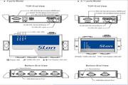 三泰SL-S0200D 2埠RS-232转乙太网路伺服器使用手册