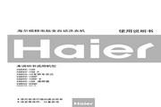 海尔 模糊电脑全自动洗衣机XQB45-10B型 使用说明书