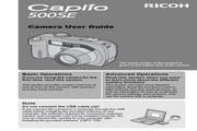 Ricoh理光Caplio 500SE数码相机 使用说明书